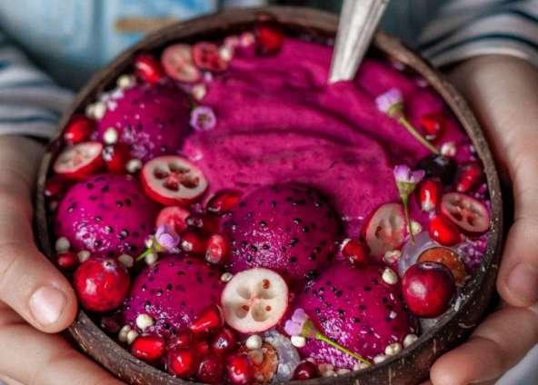 Drachenfrucht Bowl