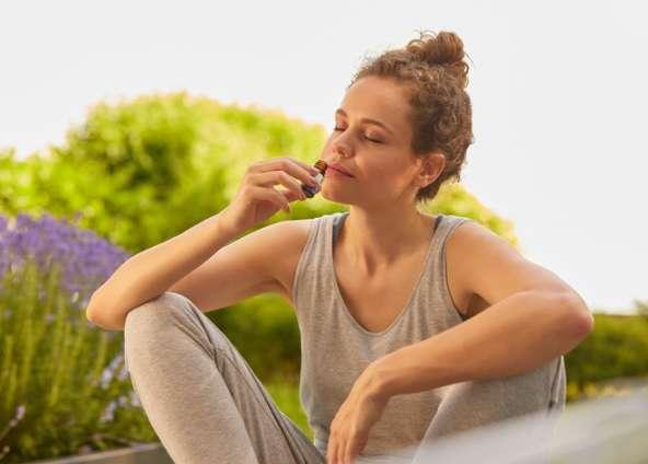 So gibt Aromatherapie Halt und neue Zuversicht