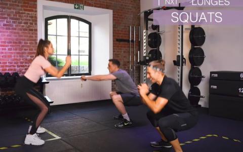 Squats Ben