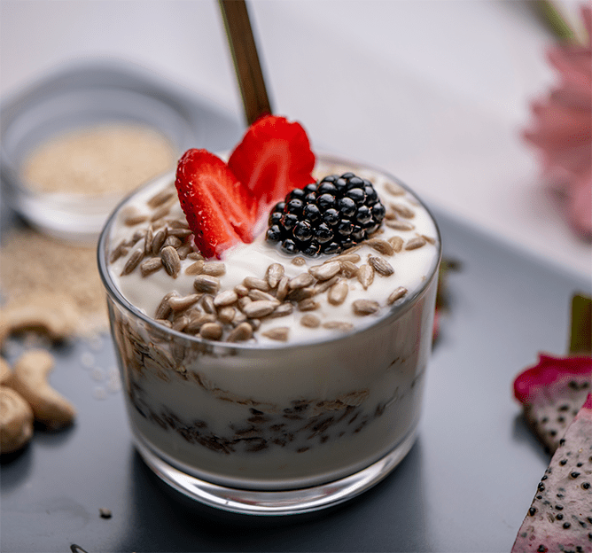 Vanillemilch Oats