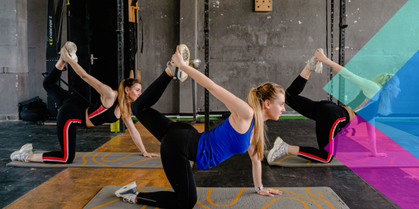 Leg und Core Workout