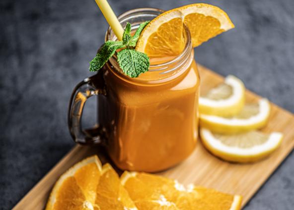Orangenshake