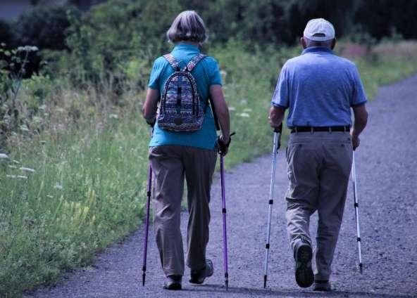 Walking und Nordic Walking